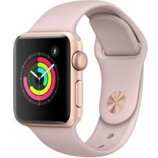 AppleWatch Series 3 38' (Золото)
