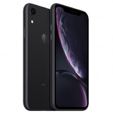 iPhone Xr 256 Gb Черный