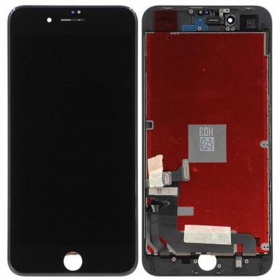 Дисплей iPhone 8 Plus Черный (AASP)