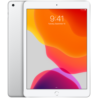 iPad 10.2 Wi-Fi 128Gb (Белый)