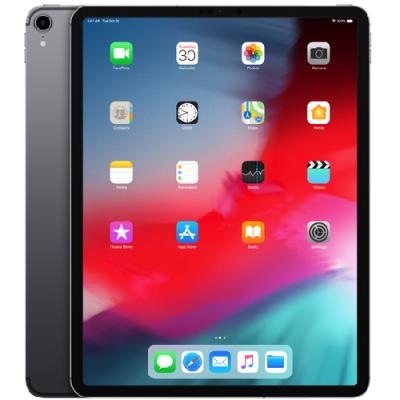 iPad Pro 12.9 64Gb Wi-Fi (Чёрный)