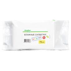 Салфетки влажные (Упаковка - 75шт )