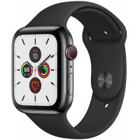 AppleWatch Series 5 44mm (Чёрный)