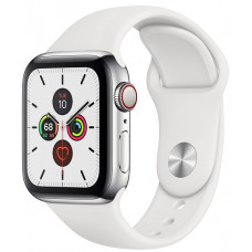 AppleWatch Series 5 40mm (Белый)