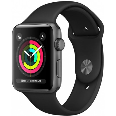 AppleWatch Series 3 42' (Черный)