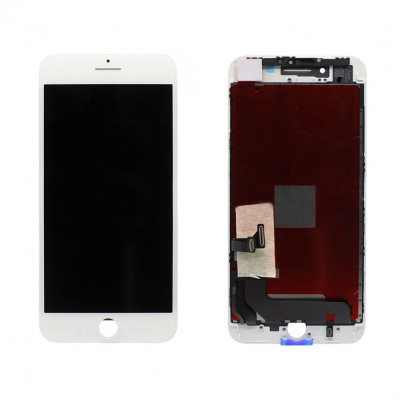 Дисплей iPhone 8 Plus Белый  (AASP)